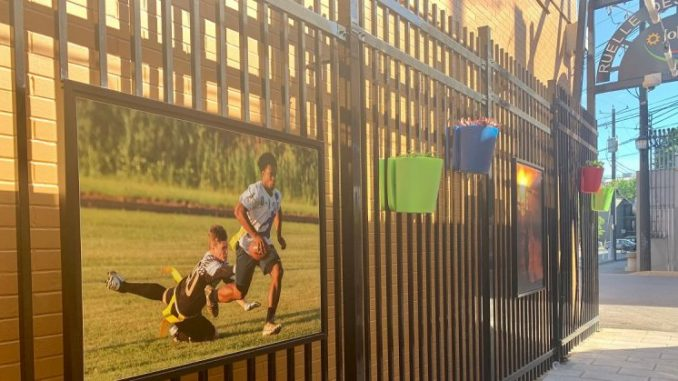"""La Ruelle des Artistes welcomes """"Joliette whereas sport"""" by Mathieu Leduc"""